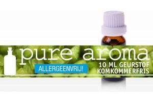 Allergeenvrije geurstof  Komkommerfris