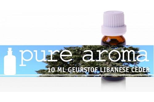 Geconcentreerde geurstof  Libanese Ceder