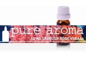 Geconcentreerde geurstof  Rode koraal