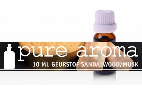 Geconcentreerde geurstof  Sandalwood/Musk